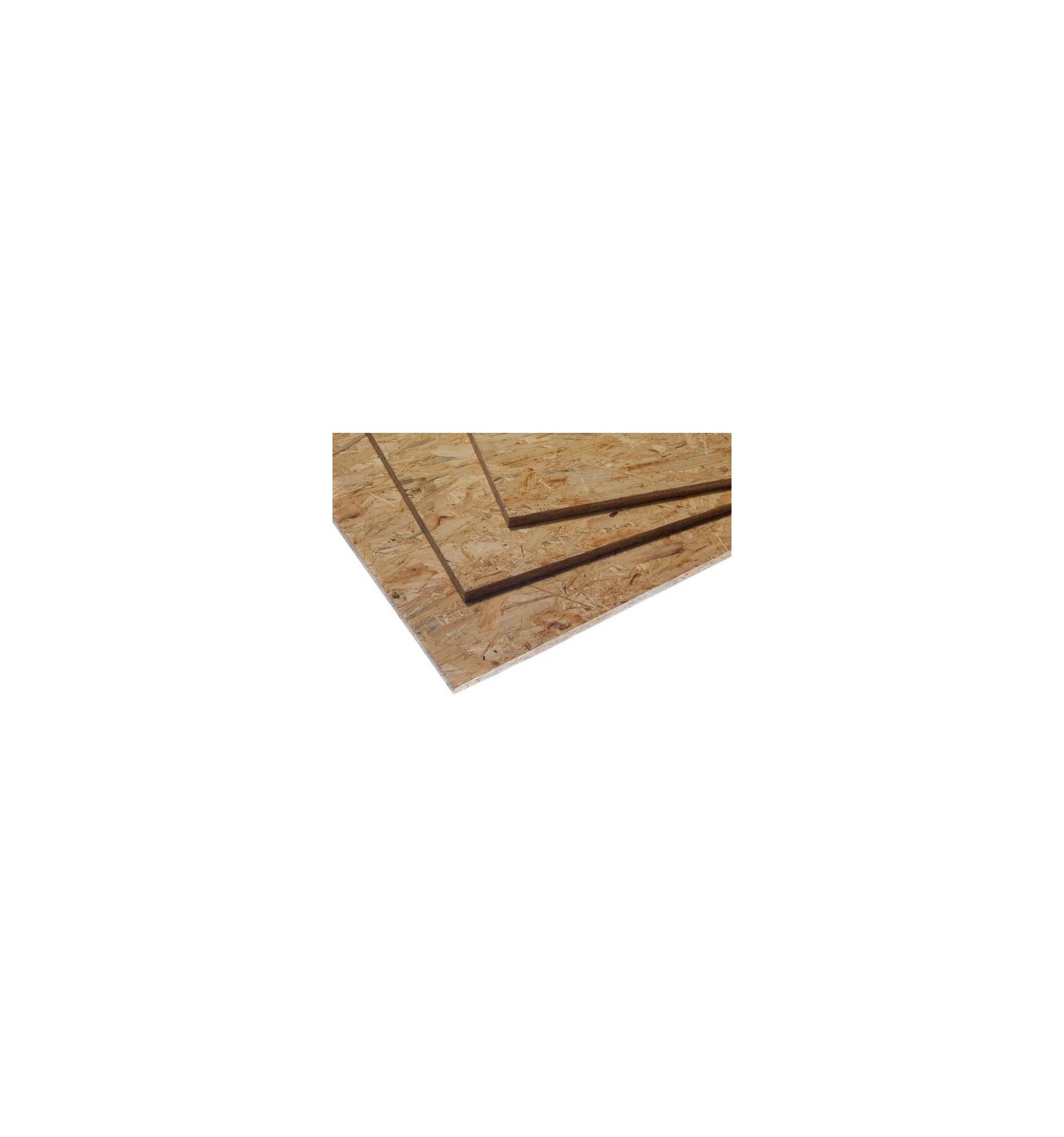 Tablero osb 3 de 15mm espesor madera garden - Precio tablero osb ...