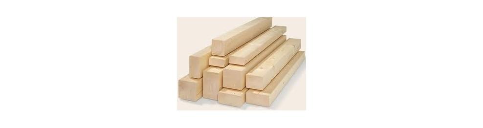 Vigas de madera y derivados